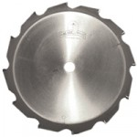 Carbide Tipped Rescue Demolition Saw Blades