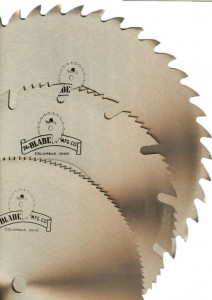Steel Wood Cutting Saw Blades