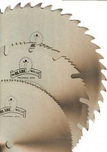 woodcut1 212x300 Steel Wood Cutting Saw Blades