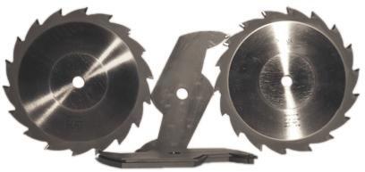 Carbide Tipped Dado Heads